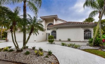 791 Parkside Circle N, Boca Raton, FL 33486 - #: RX-10586883