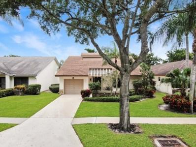 4924 Boxwood Circle, Boynton Beach, FL 33436 - #: RX-10587262