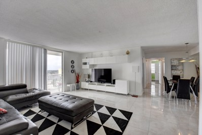 137 Golden Isles Drive UNIT 1414, Hallandale Beach, FL 33009 - #: RX-10587617