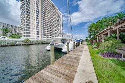 2645 S Parkview Drive UNIT 2645, Hallandale Beach, FL 33009 - #: RX-10588000