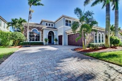 8830 Cobblestone Point Circle, Boynton Beach, FL 33437 - #: RX-10589679