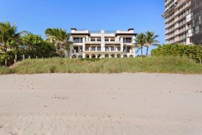 3511 S Ocean Boulevard UNIT B, Highland Beach, FL 33487 - #: RX-10592139