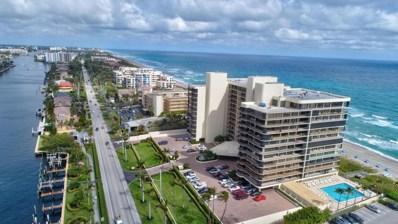 2727 S Ocean Boulevard UNIT 907, Highland Beach, FL 33487 - #: RX-10592521