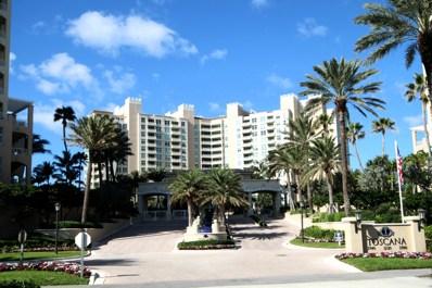3740 S Ocean Boulevard UNIT 1603, Highland Beach, FL 33487 - #: RX-10593055