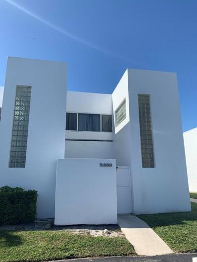 5130 Elmhurst Road UNIT H, West Palm Beach, FL 33417 - #: RX-10594153