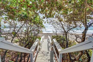 3594 S Ocean Boulevard UNIT 106, Highland Beach, FL 33487 - #: RX-10594308