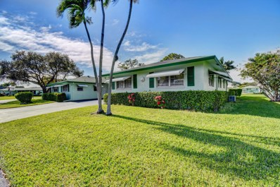 647 Hummingbird Lane, Delray Beach, FL 33445 - #: RX-10594809