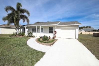 433 SE Oakridge Drive, Port Saint Lucie, FL 34984 - #: RX-10598233