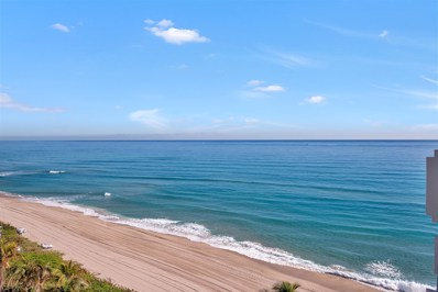 3215 S Ocean Boulevard UNIT 910, Highland Beach, FL 33487 - #: RX-10598247