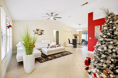 510 SW Ray Avenue, Port Saint Lucie, FL 34983 - #: RX-10598641