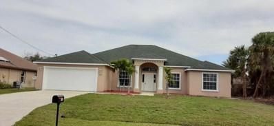 3343 SW Foremost Drive, Port Saint Lucie, FL 34953 - #: RX-10599736
