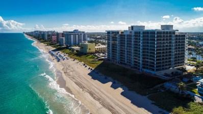 2727 S Ocean Boulevard UNIT 606, Highland Beach, FL 33487 - #: RX-10602991