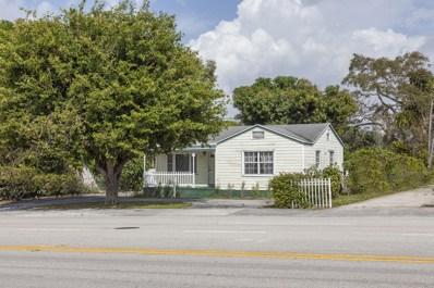 1133 Summit Boulevard, West Palm Beach, FL 33405 - #: RX-10604577