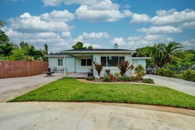 1036 Hansen Street, West Palm Beach, FL 33405 - #: RX-10624591