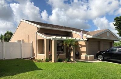 6 Thurlow Drive, Boynton Beach, FL 33426 - #: RX-10655464