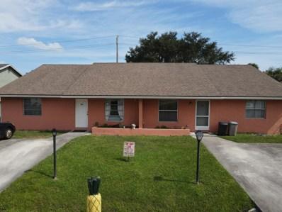 4648 SE Salvatori Road, Stuart, FL 34997 - #: RX-10656163