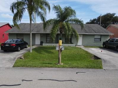 4660 SE Salvatori Road, Stuart, FL 34997 - #: RX-10656164