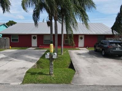 4670 SE Salvatori Road, Stuart, FL 34997 - #: RX-10656165