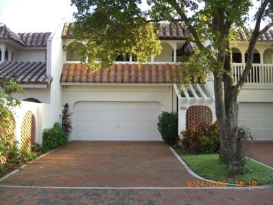 156 Harbor Circle, Delray Beach, FL 33483 - #: RX-10662412