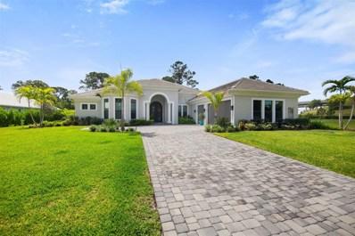 6827 SW Silver Wolf Drive, Palm City, FL 34990 - #: RX-10716064