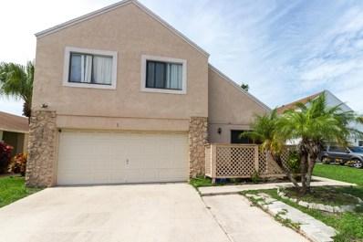 3 Corrie Place, Boynton Beach, FL 33426 - #: RX-10727466