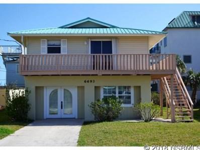 6693 Engram Rd, New Smyrna Beach, FL 32169 - #: 1035882