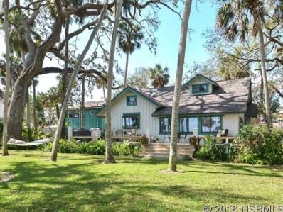 646 N Riverside Dr, New Smyrna Beach, FL 32168 - #: 1035997