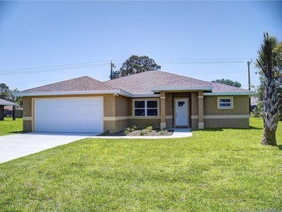 Queen Palm Dr, Edgewater, FL 32141 - #: 1036990