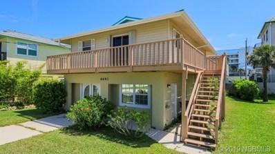 6693 Engram Rd, New Smyrna Beach, FL 32169 - #: 1038605