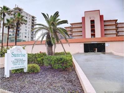 4141 S Atlantic Avenue UNIT 409, New Smyrna Beach, FL 32169 - #: 1038785