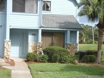 102 Blue Heron Dr UNIT 102 B, Daytona Beach, FL 32119 - #: 1039119