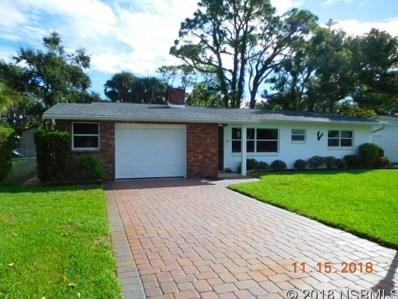 515 Peninsula Ave, New Smyrna Beach, FL 32169 - #: 1039122