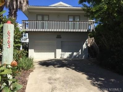 6263 Turtlemound Road, New Smyrna Beach, FL 32169 - #: 1051290