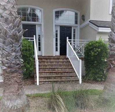 1108 Makarios Drive, St Augustine, FL 32080 - #: 180101