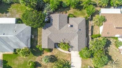 48 N Sea Island Drive, Ormond Beach, FL 32176 - #: 180376