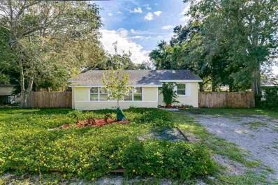 215 Jasmine Road, St Augustine, FL 32086 - #: 181405