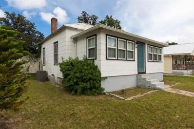 58 Anderson Street, St Augustine, FL 32084 - #: 181916