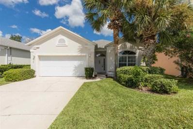 128 Cedar Ridge Cir., St Augustine, FL 32080 - #: 181929