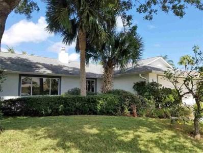 4 Collingville Ct, Palm Coast, FL 32137 - #: 182457