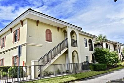 145 Calle El Jardin UNIT 204, St Augustine, FL 32095 - #: 182520