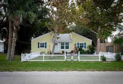 123 16TH Street, St Augustine Beach, FL 32080 - #: 182720