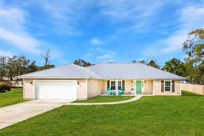 122 Wisteria Rd, St Augustine, FL 32086 - #: 183124