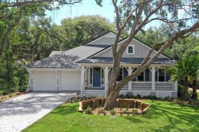 448 Ridgeway Rd., St Augustine Beach, FL 32080 - #: 185795