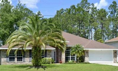 69 Robinson Dr, Palm Coast, FL 32164 - #: 187290