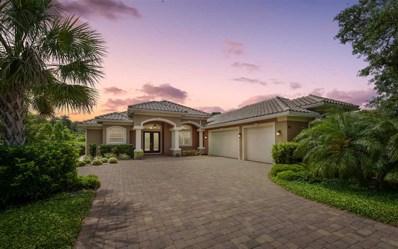 41 E Oak View Circle, Palm Coast, FL 32137 - #: 187403