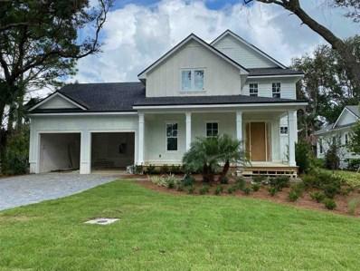 420 Ridgeway Rd. UNIT LOT 31, St Augustine Beach, FL 32080 - #: 188896