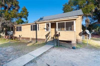 1 Travis Ln, St Augustine, FL 32084 - #: 192810