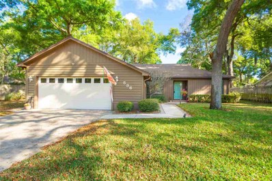 536 Wood Chase Drive, St Augustine, FL 32086 - #: 193445
