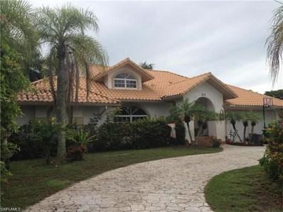 212 Shadowridge Ct, Marco Island, FL 34145 - #: 217016752