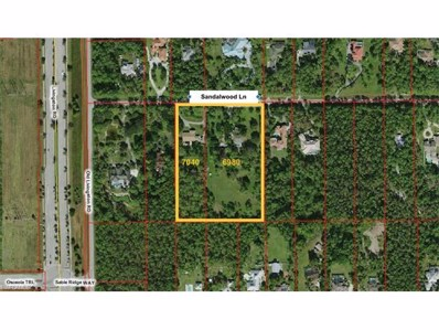 6980 & 7040 Sandalwood Ln, Naples, FL 34109 - #: 217039891